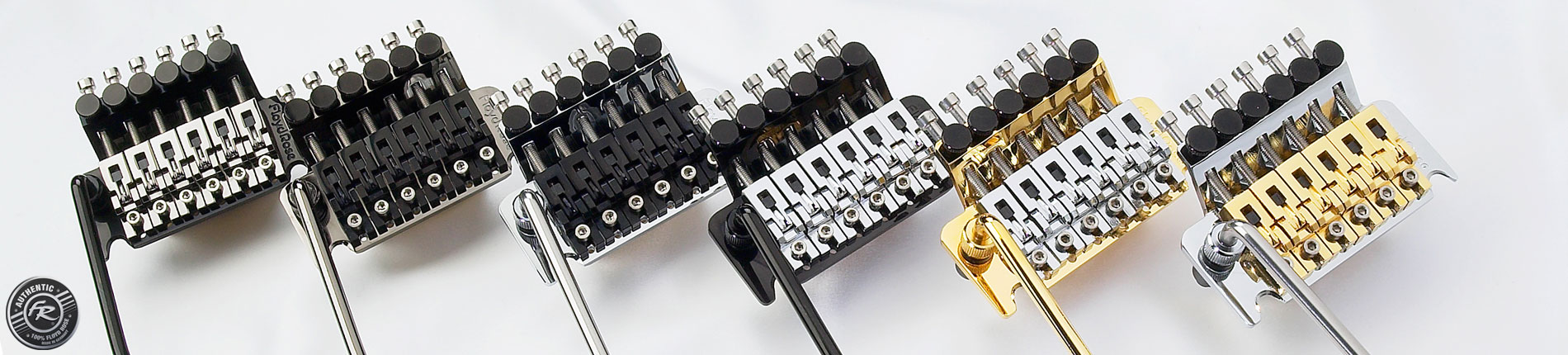 Custom Shop Floyd Rose Tremolos